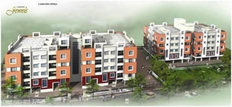 1575 sqft, 3 bhk Apartment in Capricorn Jewels Alipore, Kolkata at Rs. 92.9250 Lacs