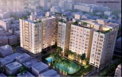 1007 sqft, 2 bhk Apartment in Ambuja Udvita Ultadanga, Kolkata at Rs. 55.3850 Lacs