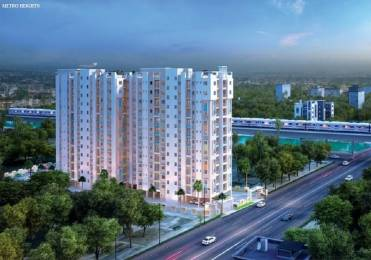 535 sqft, 1 bhk Apartment in IRC Group Castrol Metro Heights Thakurpukur, Kolkata at Rs. 14.7125 Lacs