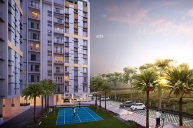 1203 sqft, 3 bhk Apartment in Primarc and Riya group Aura Mankundu, Kolkata at Rs. 28.8720 Lacs