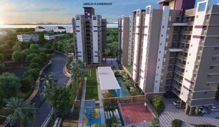915 sqft, 2 bhk Apartment in Merlin Waterfront Howrah, Kolkata at Rs. 39.8025 Lacs