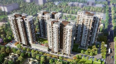 1048 sqft, 2 bhk Apartment in Shivom Utopia Madurdaha Near Ruby Hospital On EM Bypass, Kolkata at Rs. 62.7228 Lacs