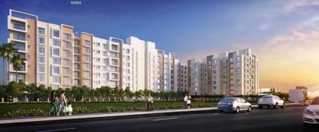 867 sqft, 2 bhk Apartment in Diamond Navita Madhyamgram, Kolkata at Rs. 25.5852 Lacs