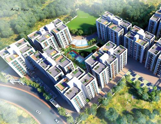 1472 sqft, 3 bhk Apartment in Natural City Laketown Lake Town, Kolkata at Rs. 66.2400 Lacs