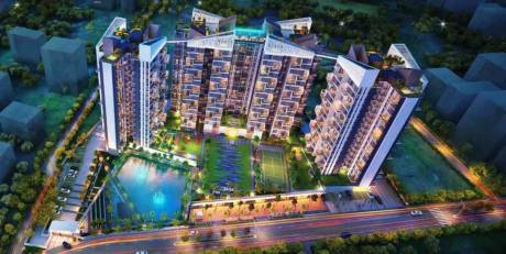 906 sqft, 2 bhk Apartment in Merlin The One Tollygunge, Kolkata at Rs. 51.1890 Lacs