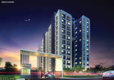 624 sqft, 2 bhk Apartment in Merlin Gangotri Konnagar, Kolkata at Rs. 23.5622 Lacs