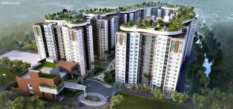 1390 sqft, 3 bhk Apartment in Siddha Galaxia 2 Rajarhat, Kolkata at Rs. 61.1600 Lacs