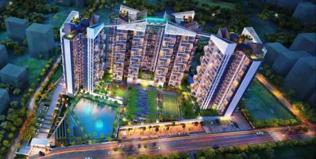 925 sqft, 2 bhk Apartment in Merlin The One Tollygunge, Kolkata at Rs. 52.2625 Lacs