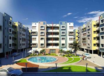 1288 sqft, 2 bhk Apartment in Eden Tolly Signature Plus Joka, Kolkata at Rs. 54.0960 Lacs