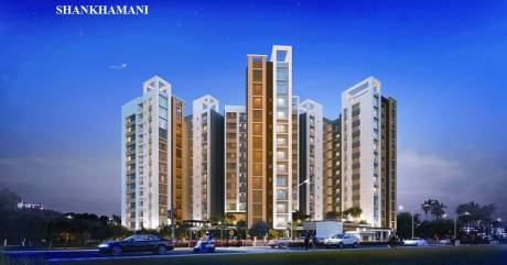 1270 sqft, 2 bhk Apartment in Mani Shankhmani Tollygunge, Kolkata at Rs. 65.1510 Lacs