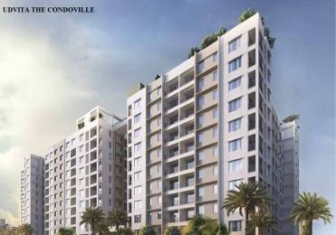 1021 sqft, 2 bhk Apartment in Builder UDVITA THE CONDOVILLE Maniktala, Kolkata at Rs. 56.1550 Lacs