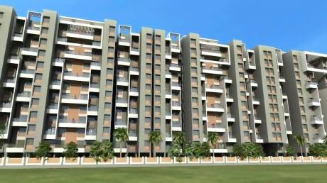 980 sqft, 2 bhk Apartment in Venkatesh Graffiti Phase 4 Mundhwa, Pune at Rs. 55.0000 Lacs