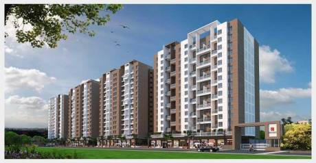 1020 sqft, 2 bhk Apartment in Goel Ganga Fernhill Phase I Undri, Pune at Rs. 44.0000 Lacs