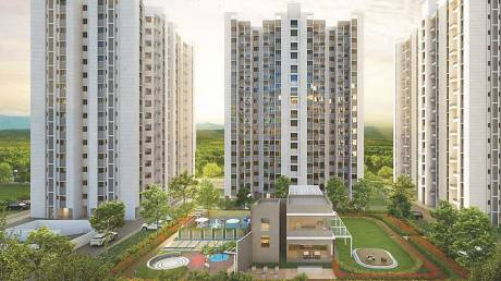 1300 sqft, 3 bhk Apartment in VTP Purvanchal Wagholi, Pune at Rs. 54.5000 Lacs