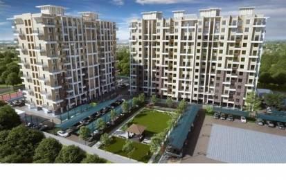 700 sqft, 1 bhk Apartment in Nyati Elan West II Wagholi, Pune at Rs. 31.4900 Lacs
