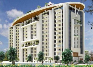 2275 sqft, 3 bhk Apartment in Rasun The Elysian Kondapur, Hyderabad at Rs. 1.2500 Cr