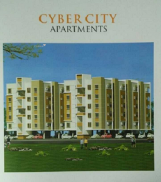 718 sqft, 2 bhk Apartment in SSPDL Cybercity Apartments Kollur, Hyderabad at Rs. 17.9700 Lacs