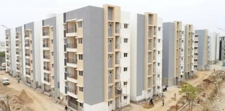 1620 sqft, 3 bhk Apartment in Builder Ramky One Marvell Gajulramaram Kukatpally, Hyderabad at Rs. 60.7338 Lacs