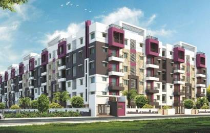 1008 sqft, 2 bhk Apartment in Builder Devi Homess Bachupally, Hyderabad at Rs. 32.2560 Lacs