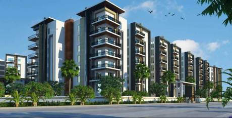1805 sqft, 3 bhk Apartment in Crown Whistling Woods Kokapet, Hyderabad at Rs. 82.6150 Lacs