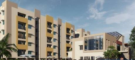 1341 sqft, 3 bhk Apartment in Builder Ramky Greenviiew Apartments Tukkuguda, Hyderabad at Rs. 44.2200 Lacs