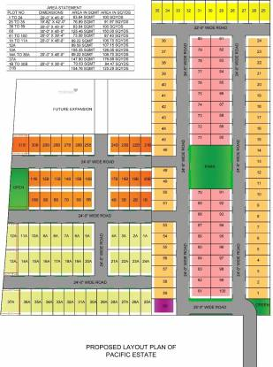 900 sqft, Plot in Builder Pacific estate Pilibhit Road, Bareilly at Rs. 5.5000 Lacs