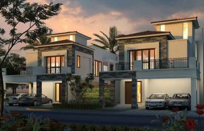 858 sqft, 2 bhk Villa in Builder Shigra Palms Devanagonthi, Bangalore at Rs. 46.1340 Lacs