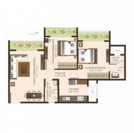 1386 sqft, 3 bhk Apartment in JP Estella Mira Road East, Mumbai at Rs. 1.1088 Cr