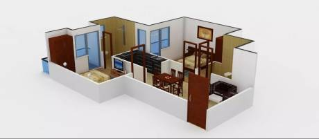 1025 sqft, 2 bhk Apartment in SCC Heights Raj Nagar Extension, Ghaziabad at Rs. 29.0000 Lacs