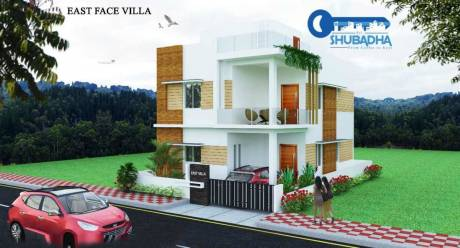 1550 sqft, 3 bhk Villa in Builder BHAVANS GLC CRIBS Mallampet, Hyderabad at Rs. 78.0000 Lacs