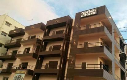 990 sqft, 2 bhk Apartment in Govianu Ace Grand Yeshwantpur, Bangalore at Rs. 58.4100 Lacs