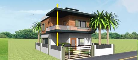 1600 sqft, 3 bhk IndependentHouse in Builder Diamond City BIT Mesra Road, Ranchi at Rs. 65.0000 Lacs