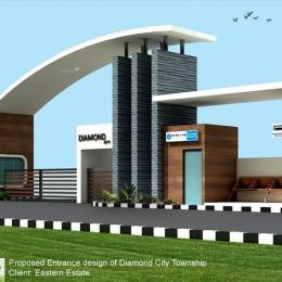 1242 sqft, 3 bhk Apartment in Builder Diamond City Oyna, Ranchi at Rs. 31.0500 Lacs