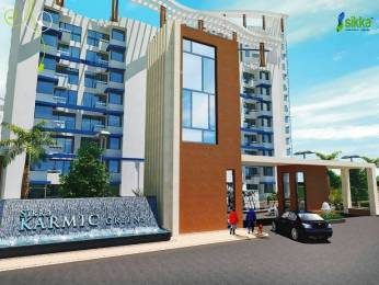 1110 sqft, 2 bhk Apartment in Sikka Karmic Greens Sector 78, Noida at Rs. 55.5000 Lacs