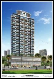 1055 sqft, 2 bhk Apartment in Juhi Serenity Ghansoli, Mumbai at Rs. 1.2500 Cr