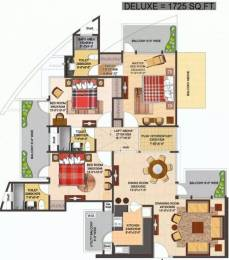 1725 sqft, 3 bhk Apartment in The Antriksh Heights Sector 84, Gurgaon at Rs. 85.0000 Lacs