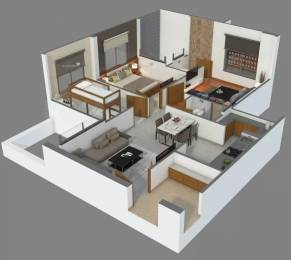 1250 sqft, 3 bhk Apartment in Reputed Stanza Shela, Ahmedabad at Rs. 39.0000 Lacs