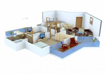 1415 sqft, 2 bhk Apartment in Bestech Park View Residency Sector 3, Gurgaon at Rs. 24000