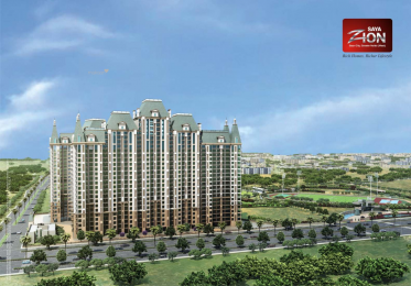 1340 sqft, 3 bhk Apartment in Saya Zion Sector 4 Noida Extension, Greater Noida at Rs. 61.0000 Lacs