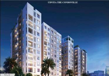 1007 sqft, 2 bhk Apartment in Ambuja Udvita Ultadanga, Kolkata at Rs. 55.3850 Lacs