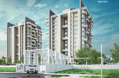 868 sqft, 3 bhk Apartment in Merlin Verve Tollygunge, Kolkata at Rs. 63.6504 Lacs