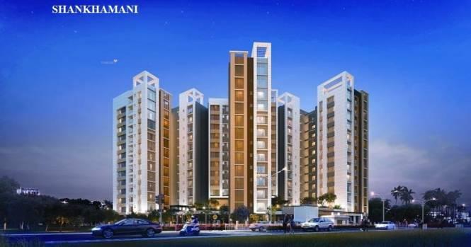 1270 sqft, 2 bhk Apartment in Mani Shankhmani Tollygunge, Kolkata at Rs. 65.1510 Lacs