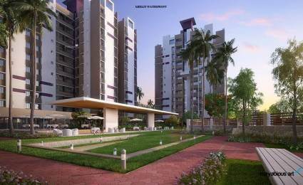 851 sqft, 2 bhk Apartment in Merlin Waterfront Howrah, Kolkata at Rs. 38.2950 Lacs