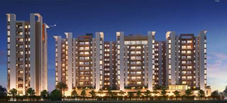 1152 sqft, 3 bhk Apartment in Rishi Ventoso Madhyamgram, Kolkata at Rs. 36.8640 Lacs