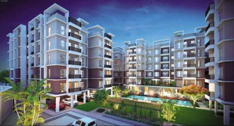 944 sqft, 2 bhk Apartment in Bagaria Pravesh Kamarhati on BT Road, Kolkata at Rs. 32.0960 Lacs