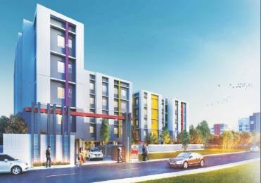 672 sqft, 2 bhk Apartment in Aspira Joy Sodepur, Kolkata at Rs. 18.4800 Lacs