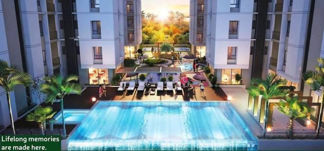 1419 sqft, 3 bhk Apartment in Unimark Lakewood Estate Garia, Kolkata at Rs. 78.0450 Lacs