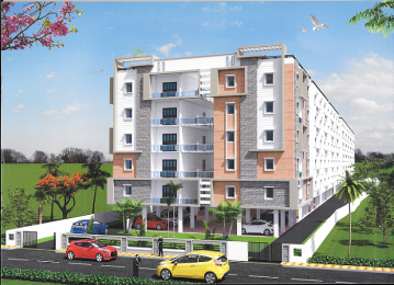 1210 sqft, 2 bhk Apartment in Builder Project Tellapur, Hyderabad at Rs. 46.8000 Lacs