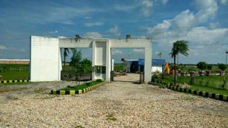 1000 sqft, Plot in Gangotri City Mohanlalganj, Lucknow at Rs. 8.5000 Lacs