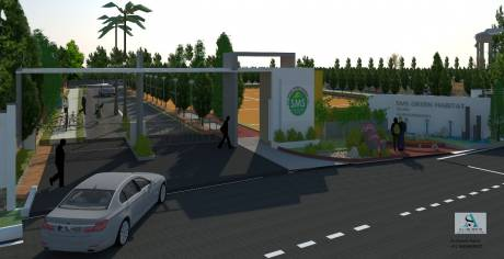 1800 sqft, Plot in Builder SMS Green Habitat Vatluru, Eluru at Rs. 20.0000 Lacs